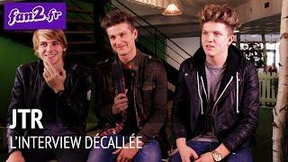 JTR parlent des One Direction et de Selena Gomez dans une interview décalée Mp3