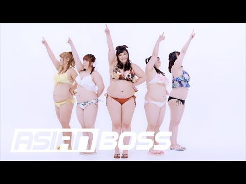 "Meet Big Angel: The ""Fattest"" J-Pop Idol Group 