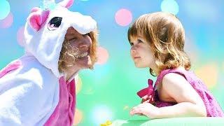 Bonjour Bianca - Magnifique licorne  - Vidéo en français