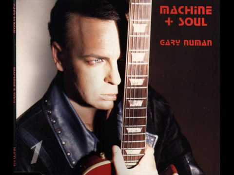 Gary Numan - Wonder Eye - 1992