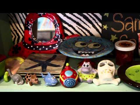 Eye Candy Art Studio Duluth, GA - YouTube
