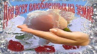 С Днем влюбленных. Видео поздравления в подарок