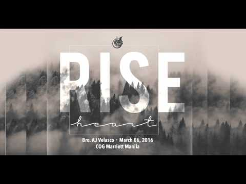 COG Marriott Manila - Rise Heart (03.06.2016)