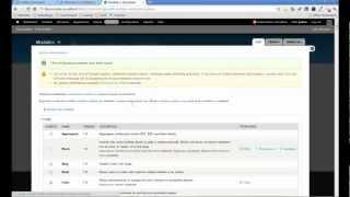 видео Полезные инструменты для веб-дизайнера при создании тем в Drupal 7