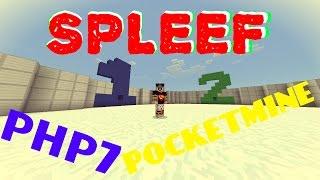 Spleef Plugin Pocketmine PHP7