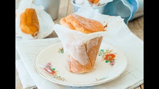 Paper Wrapped Sponge Cake Recipe | 紙包蛋糕食譜