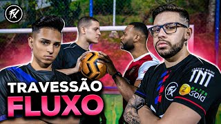 NOBRU E CEROL INVICTOS? DESAFIO DO TRAVESSÃO VS INFLUENCERS!
