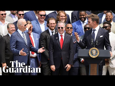 Tom Brady ribs Biden over Trump's false election claims