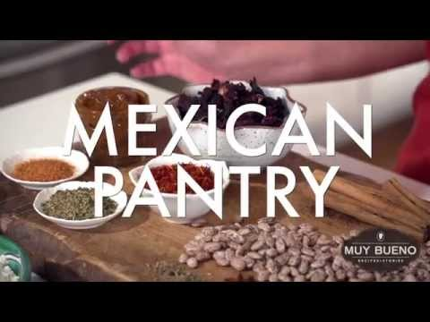 Mexican Pantry and Spice Cabinet Staples | Muy Bueno