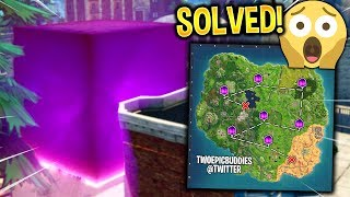 THIS IS WHERE THE CUBE IS DESTROYING!! 😱😨 *SALTY SPRINGS!!??*