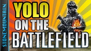 """GET IN THE JEEP!!!! """"YOLO ON THE BATTLEFIELD"""" [12]"""