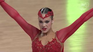The Final Reel | 2016 International Open LAT | DanceSport Total