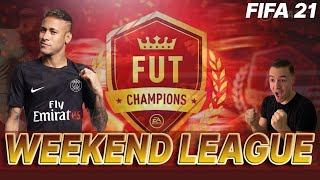 LIVE FIFA 21 | DE EERSTE WEEKEND LEAGUE SPELEN & SQUAD BATTLES REWARDS OPENEN!