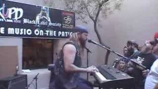 Zakk Wylde - In this river (piano version) R.I.P. Dimebag