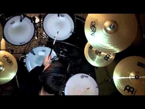 E.S. Posthumus - Arise Drum Cover