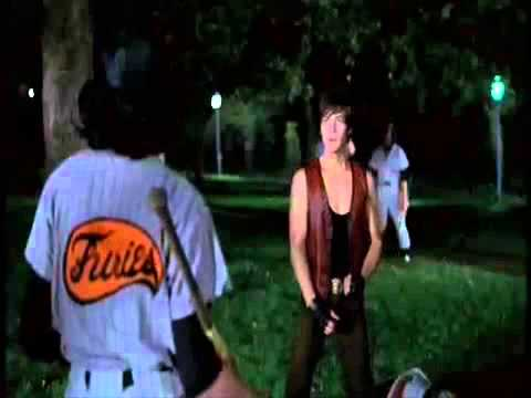 The Warriors VS Baseball Furies