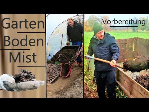 Garten | Bodenvorbereitung im Herbst | Garten düngen