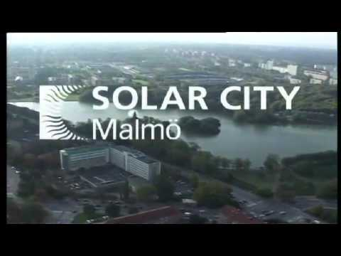 Solar City Malmö - in english