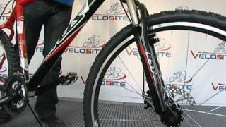 Обзор велосипеда STELS NAVIGATOR 810 DISC (2009)