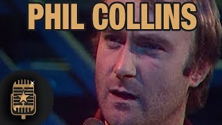 Interview with Phil Collins of Genesis by TopPop's Ad Visser • Celebrity Interviews