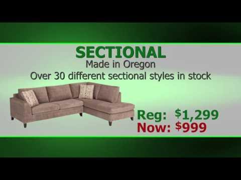 Brenners Furniture Eugene Oregon Store