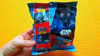 Сухарики Flint Звездная битва. Распаковка сухариков Флинт Звёздные Войны. Карточки Флинт