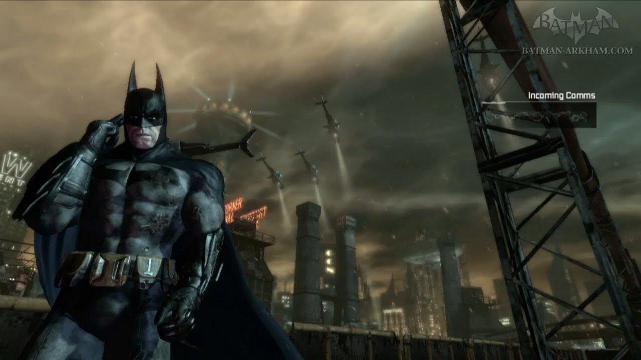 Auxiliary Upgrades | Challenges - Batman: Arkham Origins ...