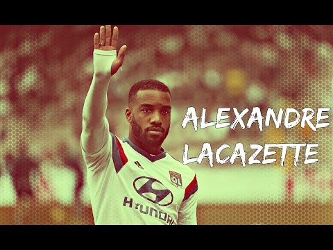Alexandre Lacazette I Lyon I All 63 Goals (Ligue 1) from 2013-16
