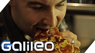 Betrunken wegen Pizza?   Galileo   ProSieben