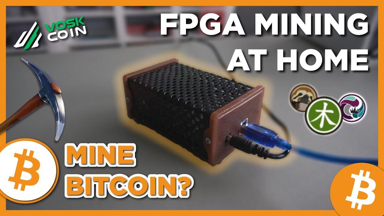fpga bitcoin mining hardware