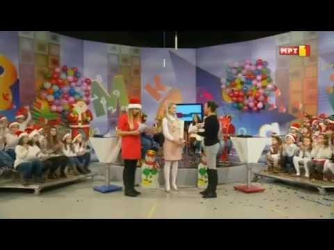 Global Teacher Prize National TV Macedonia Kids education program 29 12 2014
