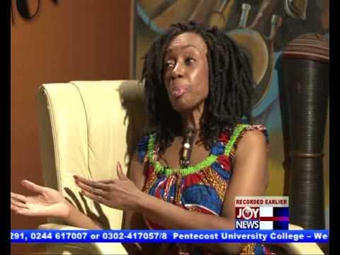 Anima Misa Amoah - Personality Profile Friday on Joy News (20-9-13)
