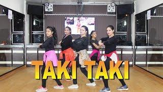 Taki Taki | Dance Choreography | DJ Snake Ft. Selena Gomez | Zumba | Step2Step Dance Studio | Mohali