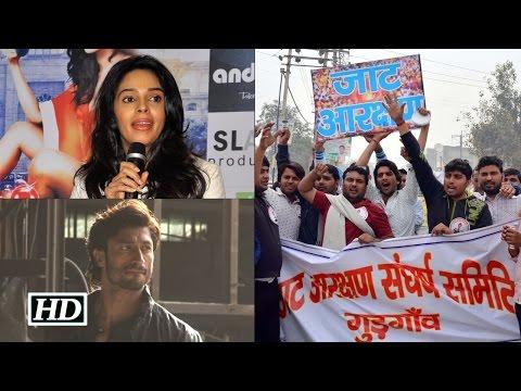 Mallika & Vidut's Must Watch Reaction to Jat agitation