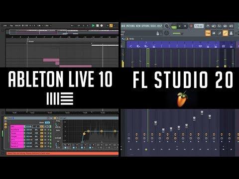 Ableton Vs FL Studio TopMusicArts