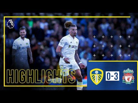 Summary: Leeds United 0-3 Liverpool |  Premier league