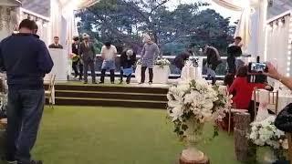 Южная Корея Сувон. Свадьба, Конкурс