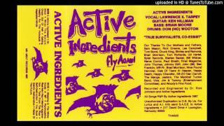 Active Ingredients - Self-Destruction