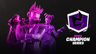 Fortnite Champion Series Week 1 VoD Review (BR - Sundown/Shyowager)