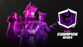 Fortnite Champion Series Week 1 VoD Review (BR - Sundown/Shyowager)