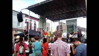 9/15/12: H Street Festival  - The Dance Party