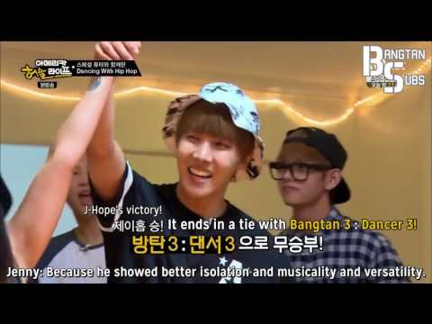[ENGSUB] [Vietsub] BTS J-Hope kills you with his top level hip hop dance