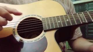 Download Alan Walker - Sing Me To Sleep Acoustic Guitar Cover + Chords Mp3