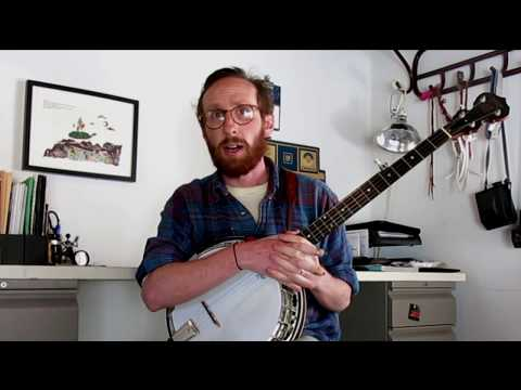 Boogie Banjo - Blues Piano Inspired Comping Ideas