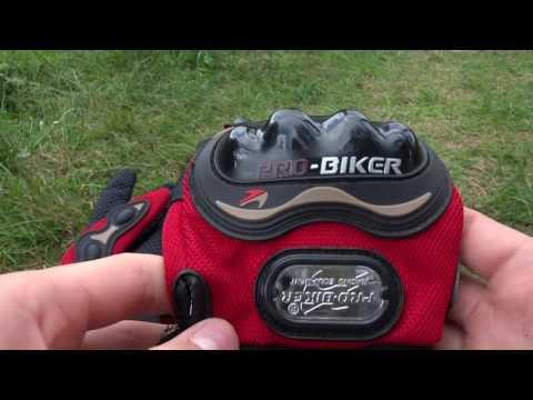 Обзор мото перчаток PRO-BIKER