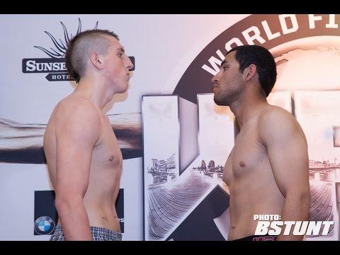 WFC 38  Jorddy Villegas vs Chris Owen  Henderson, NV Sunset Station Casino April 2015