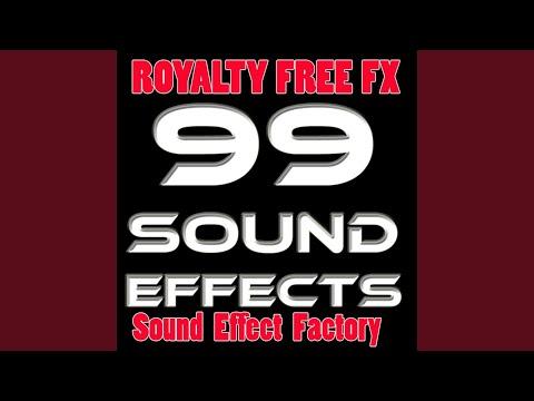 Vacuum Hose Helicopter Machine Gun Sound Effect Fx