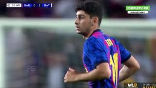 Yusuf Demir vs Bayern Munchen 14/09/2021 HD