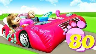 Привет, Бьянка и Марта - Пикник для малышей - Игры с Детьми
