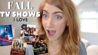 TV Shows I'm Loving   Fall 2016